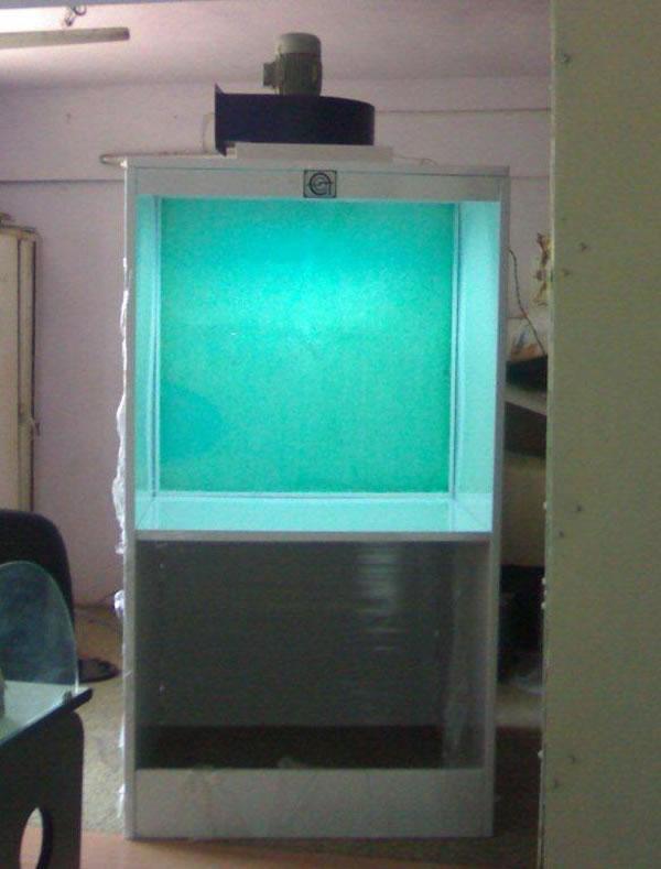 Side Draft Filter Booth Manufacturer Jivanti Techno Group